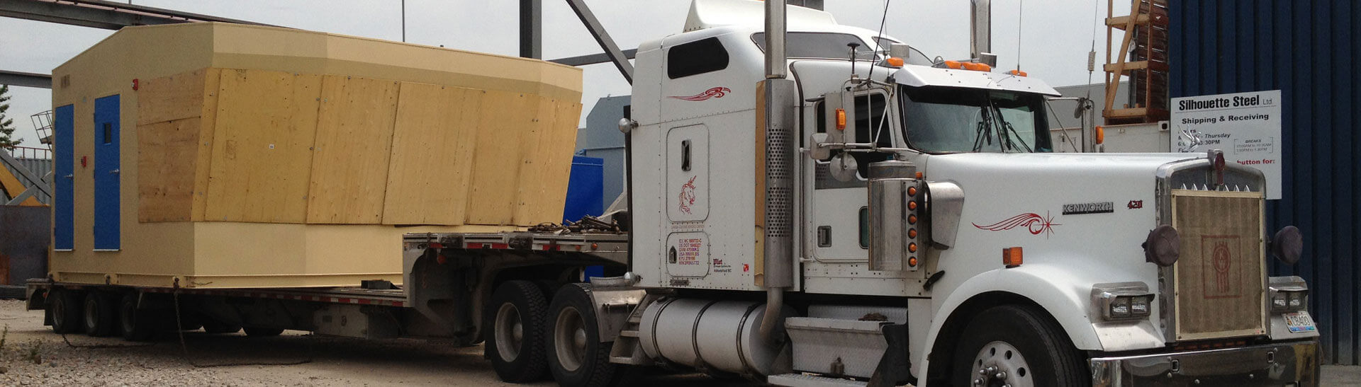 Abbotsford Trucking Services